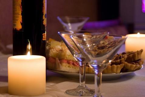 Ideas para una cena rom ntica la vie en rose for Platos para una cena romantica