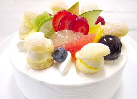 Macedonia con helado peripuesta recet n - Macedonia de frutas para ninos ...